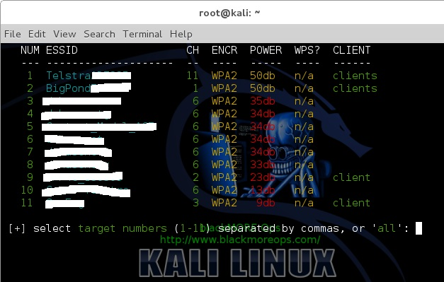 Cracking WPA2 WPA with Hashcat in Kali Linux (BruteForce