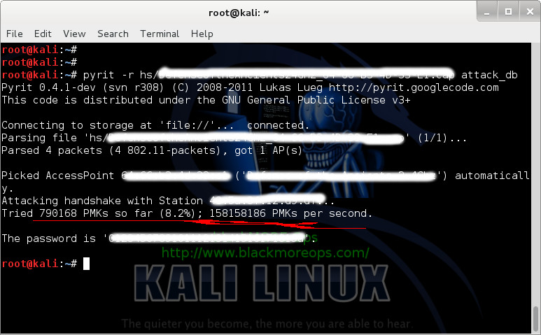 using kali linux to crack wpa2 with gpu
