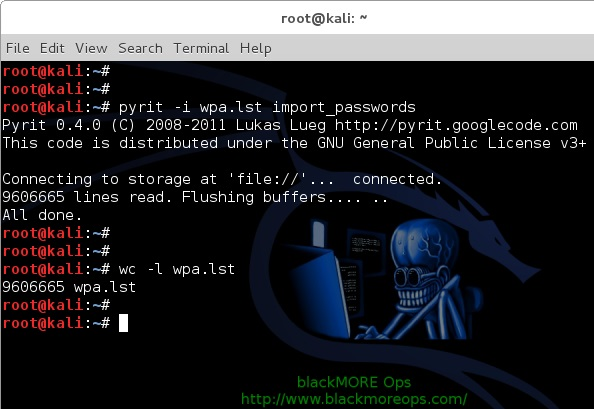 8-pyrit-import-dictionary-password-file-Cracking-Wifi-WPAWPA2-passwords-using-pyrit-and-cowpatty-blackMORE-Ops