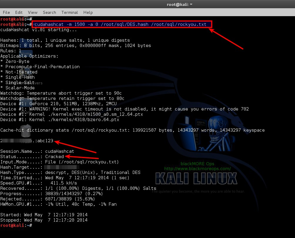 Sqlmap – how to hack website and extract database