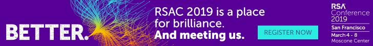 RSAC 2019