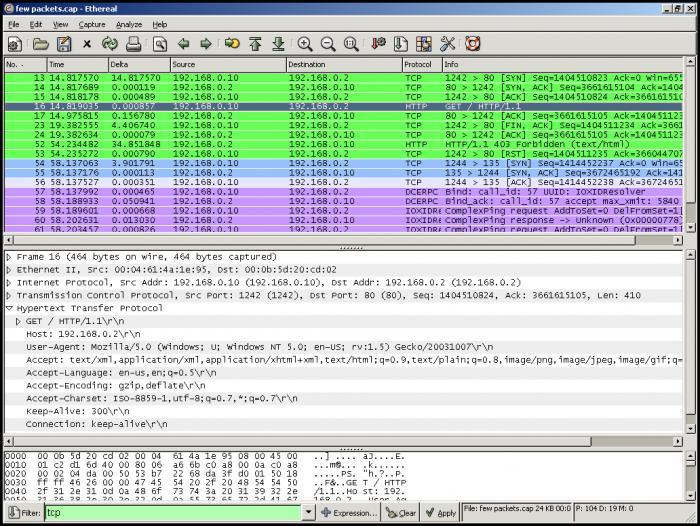 wireshark- best hacking tool 2016