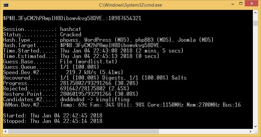SQLi exploit