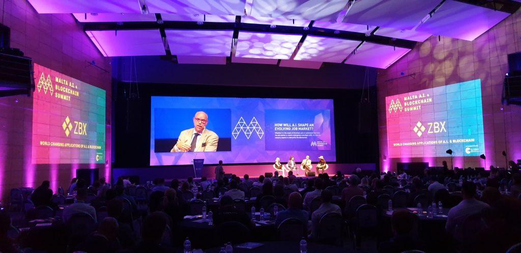 Malta A.I. & Blockchain Summit 2019