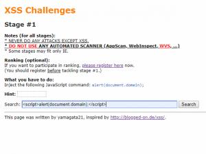 XSS Vulnerable Sites 4