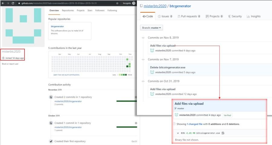Cyborg ransomware fake windows update 2